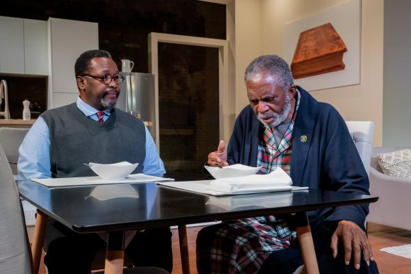Wendell Pierce Stars in Some Old Black Man: A Play by James Anthony Tyler