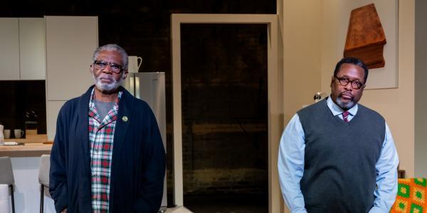 U-M Community: Free Digital Screening of SOME OLD BLACK MAN: Starring Wendell Pierce and Charlie Robinson
