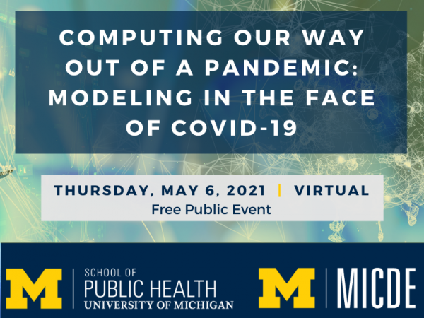 Computing our way out of a pandemic: modeling in the face of COVID-19