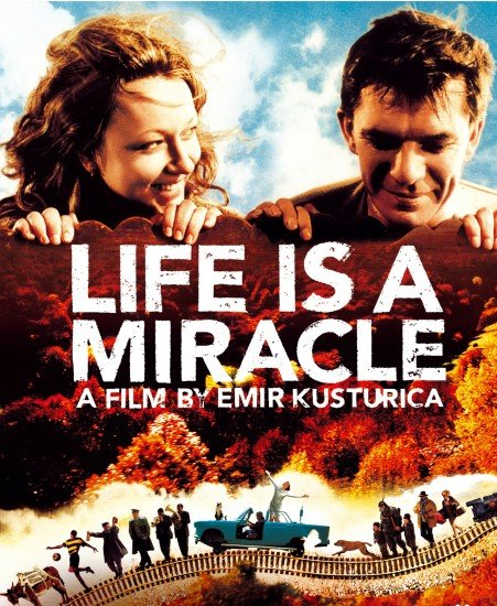 Film  Život je Ä udo (Life is a Miracle) | Happening @ Michigan