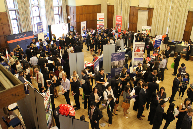 Career Fair Day: Winter Career Expo 2015/Day 1 | Happening @ Michigan