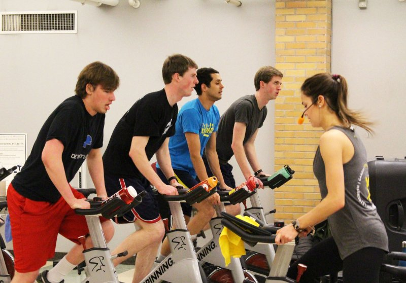 Schwinn Indoor Cycling Instructor Certification Happening Michigan