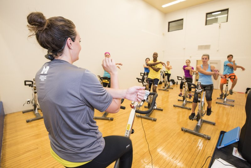 Schwinn Cycling Instructor Certification Happening Michigan