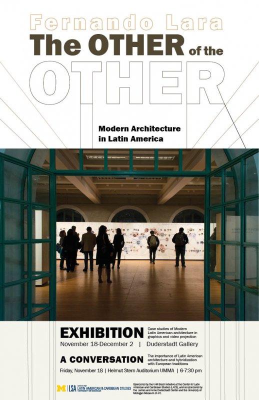 Modern Architecture Exhibition brazil initiative at lacs exhibition. modern architecture in latin