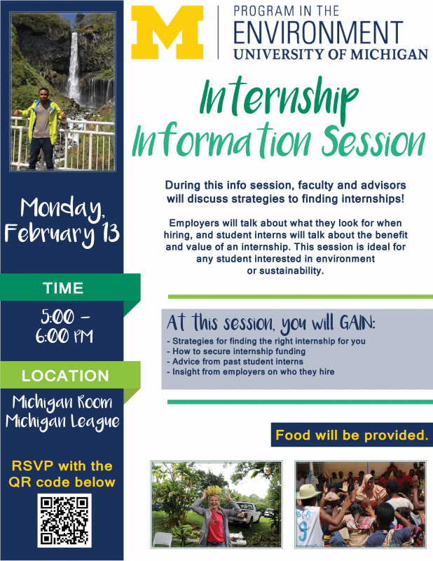 Expired  Pite Internship Information Session