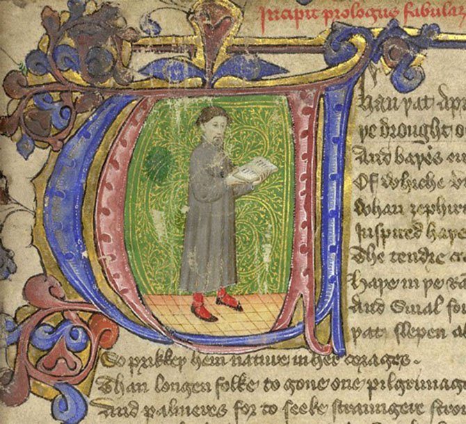 a comparison of the pristine and virginal woman characters in the canterbury tales by geoffrey chauc Geoffrey chaucer the always ready to befriend young women or rich men and the canterbury tales: characters whose roles are defined by their.
