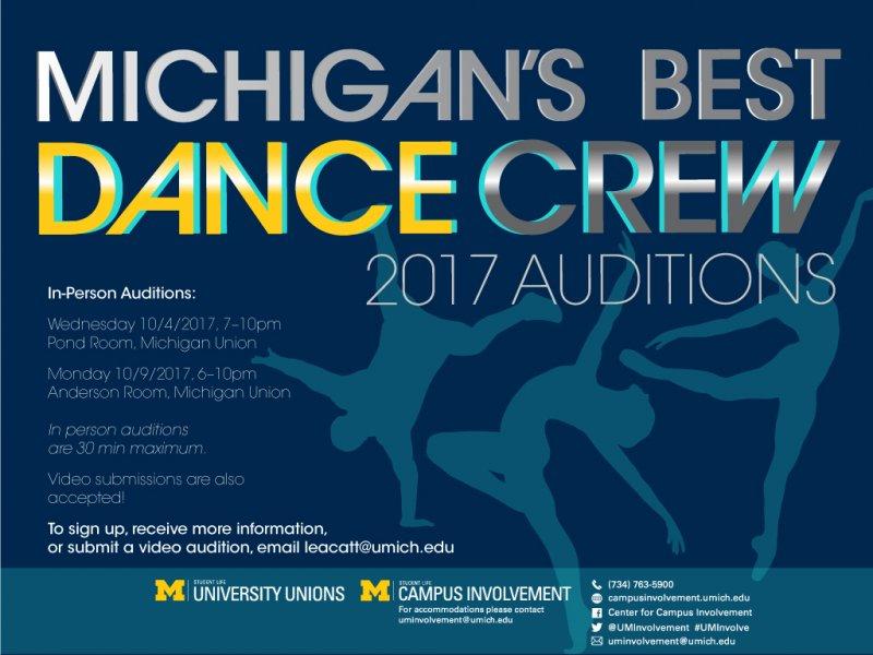 Michigans Best Dance Crew