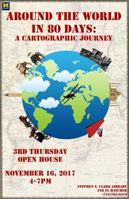Around the World in 80 Days: A Cartographic Journey | Happening ...