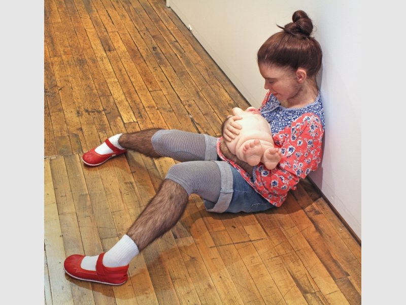 (Expired) Patricia Piccinini: The Comforter | Happening ...