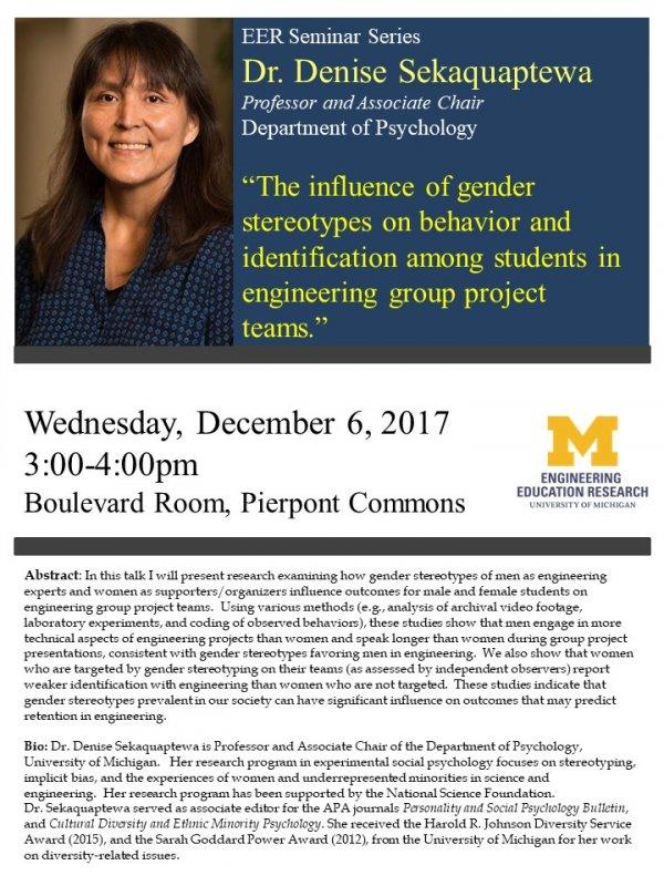 behavior observation gender and stereotyping