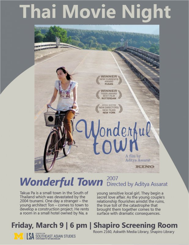 Wonderful Town (2007) Subtitle Indonesia mp4