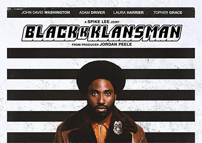 Image result for blackkklansman
