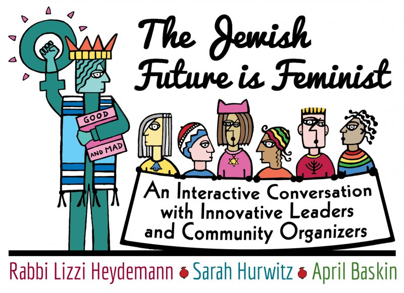 "Image result for ""The Jewish Future is Feminist"""