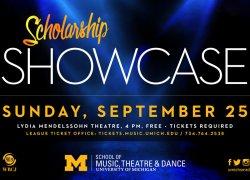 Scholarship Showcase