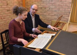 Faculty Harpsichord Dedication Recital: Joseph Gascho