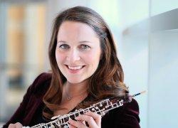 Guest Recital: Meredith Hite, oboe, North Carolina School for the Arts