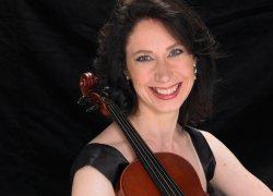 Guest Workshop: Julie Andrijeski, baroque violin