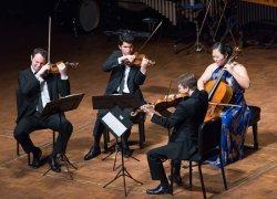 EXCEL Talk: Calidore String Quartet