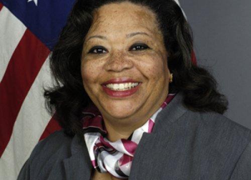Susan D. Page, U.S. Ambassador to South Sudan