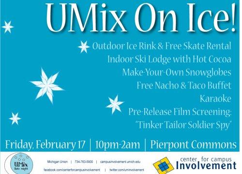 UMix on Ice!