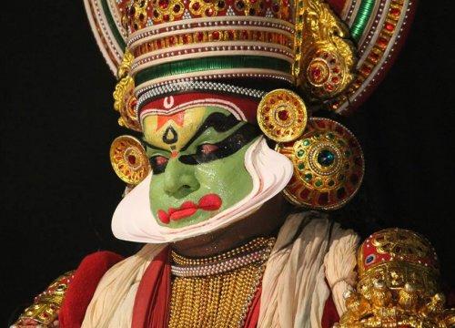 South Asian Dance Concert: Kathakali