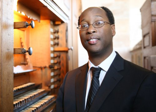 56th Annual Conference on Organ Music Faculty Recital: Kola Owolabi