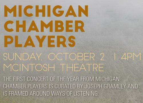 Michigan Chamber Players