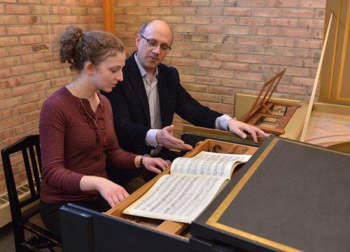 Faculty/Guest Recital: Joseph Gascho, harpsichord and Julie Andrijeski, violin