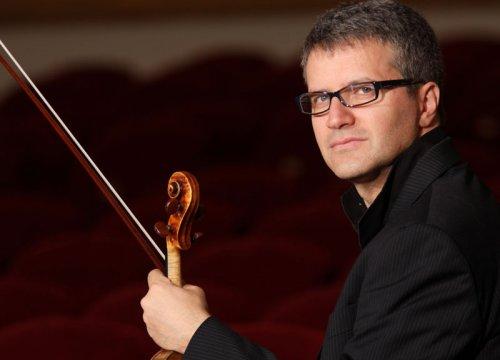 Guest Recital: Francesco D'Orazio, violin
