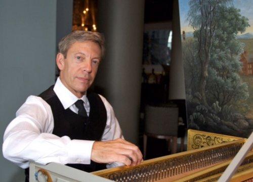 Harpsichord Master Class: Charles Metz