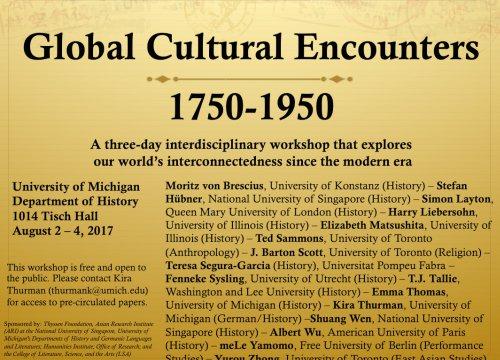 short story analysis of cultural encounters mr sumarsono