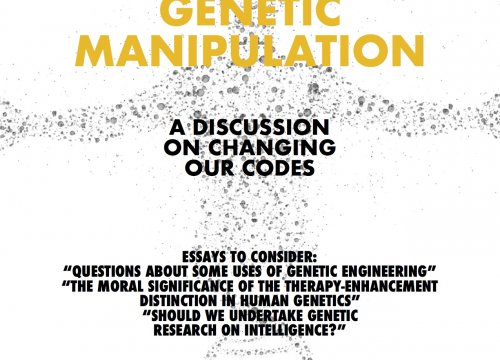 bioethics discussion genetic manipulation happening michigan