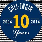 CRLT-Engin 10-Year Logo